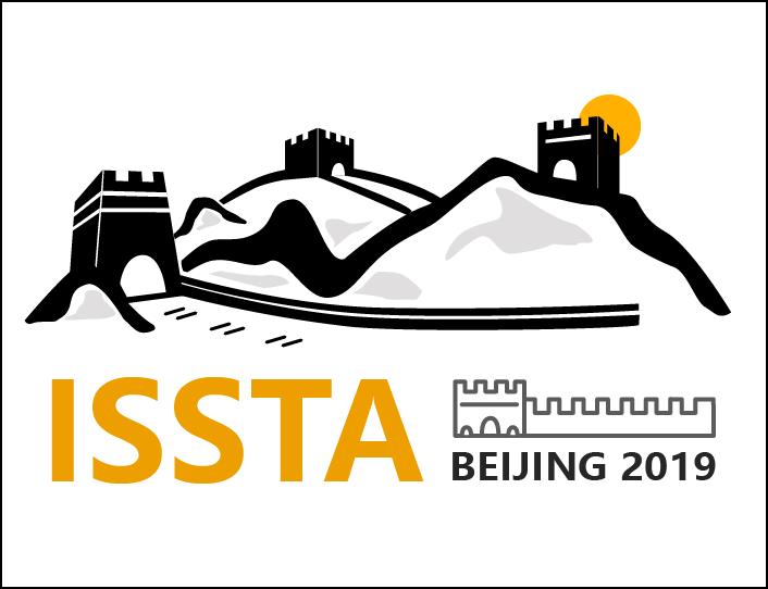 Logo of ISSTA'19, hosted In Beijing